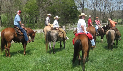 Join us along with our other boarders for a monthly, sponsored extended trail ride!